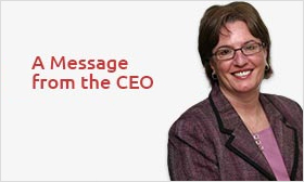 Message from CEO