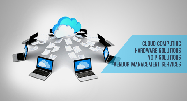 Cloud computing hardware solutions voip solutions vendor management services